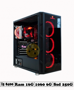 PC Gaming & Stream I5 8400 1060