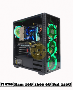 PC Gaming & Workstation I7-9700