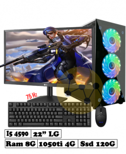 PC Gaming Pupg, Gata V, Lmht