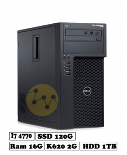Dell Precition T1700 - i7 4770 - 1